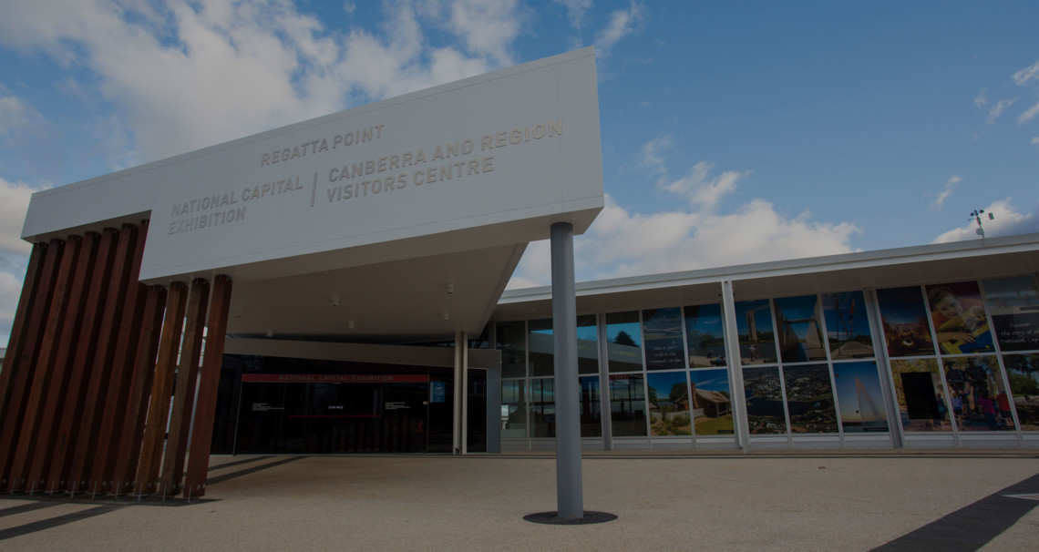 The National Capital Exhibition and Canberra and Region Visitors Centre