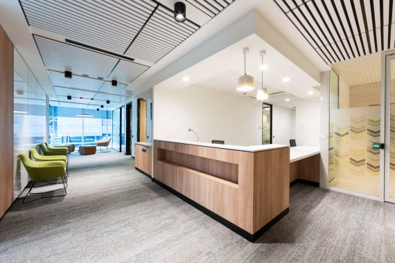 Department of Verteran Affairs Fitout